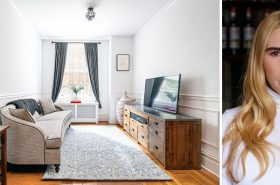 "HBO Series ""Girls"" star Zosia Mamet lists Upper West Side apartment"