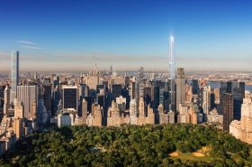 Central Park Tower will become the worlds tallest residential building when it hits the market in 2020
