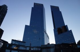 Time Warner Center, where many buyers use LLCs. Image by Tdorante10 - Own work, CC BY-SA 4.0, Wikimedia