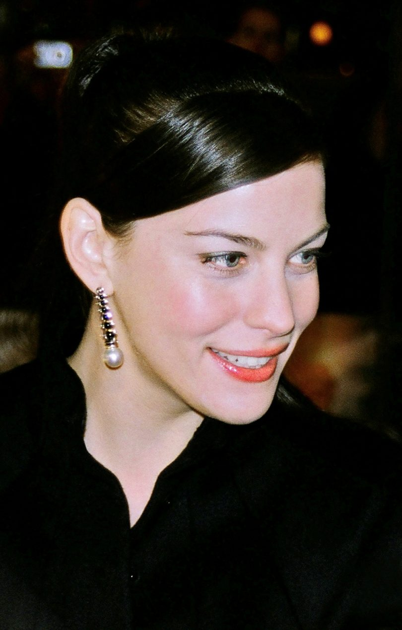 Liv Tyler image by lichtmaedel2 courtesy of Wikimedia