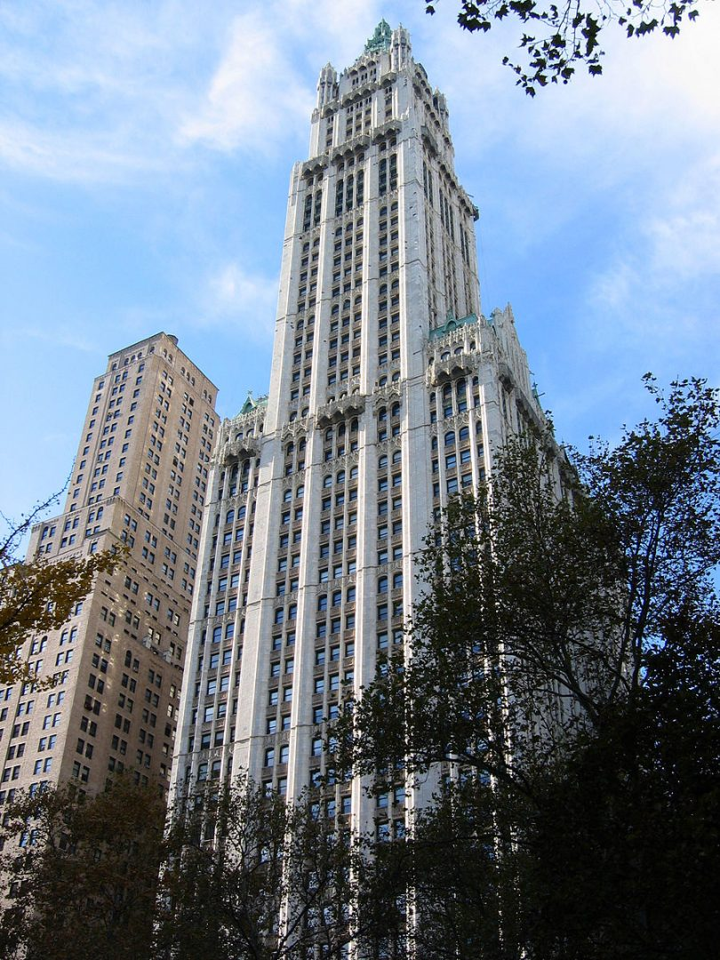 RealReal CEO Purchases Condo in Woolworth Tower
