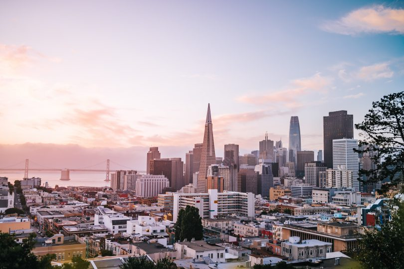 Bay Area skyline - Photo by Kehn Hermano from Pexels
